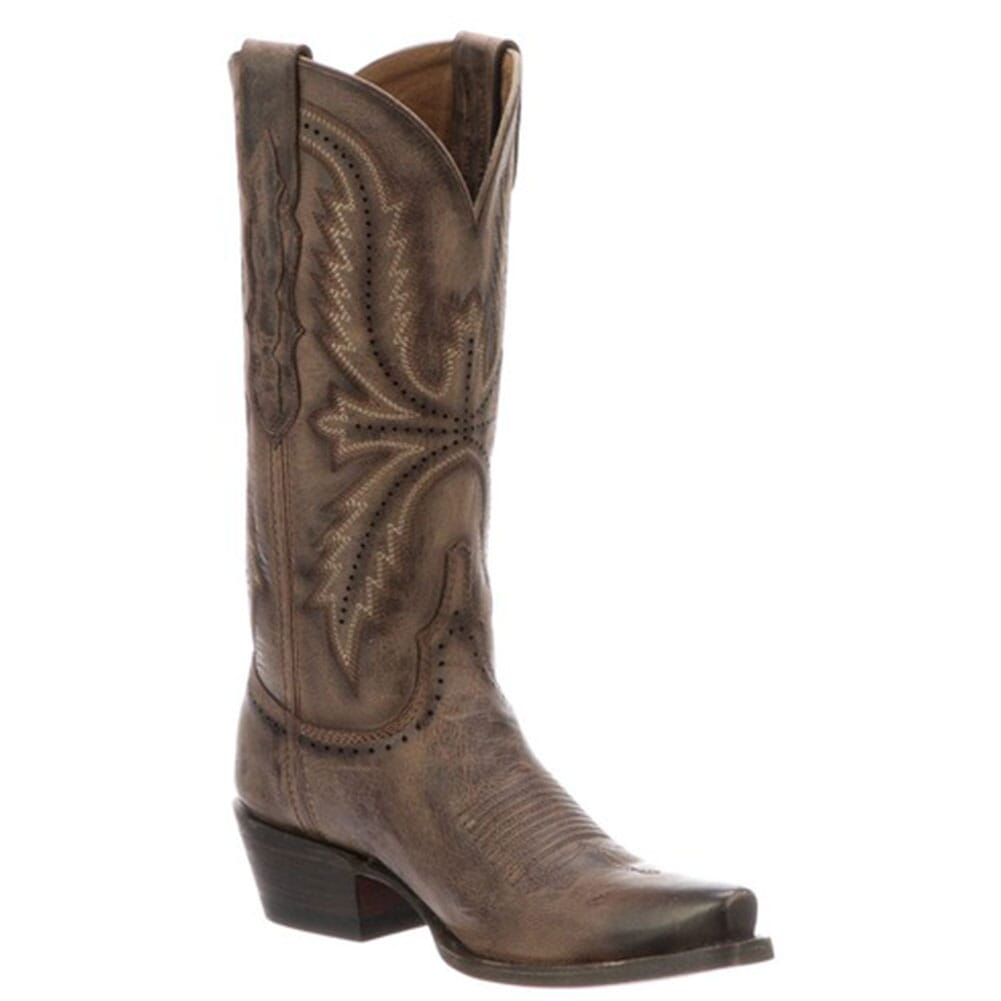 Image for Lucchese Women's Marcella Western Boots - Brown from bootbay
