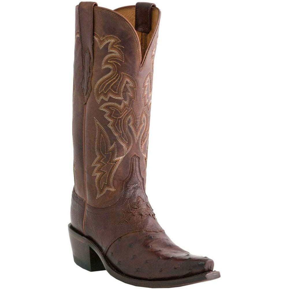 Image for Lucchese Women's Augusta Western Boots - Sienna from elliottsboots