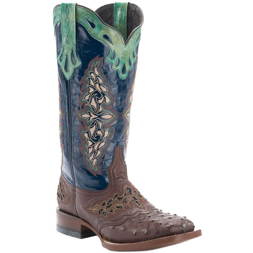 Image for Lucchese Women's Amberlyn Western Boots - Sienna from elliottsboots
