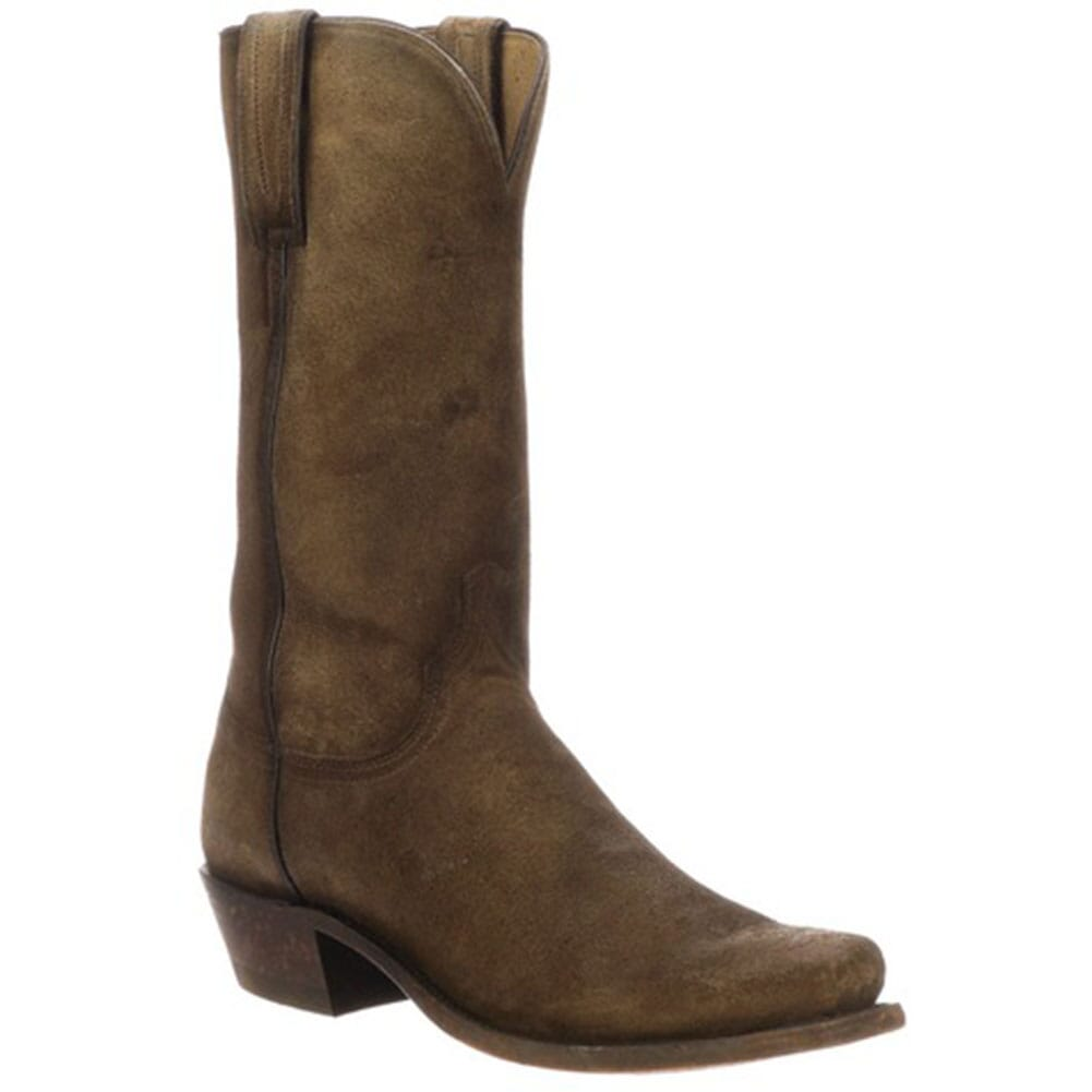 Image for Lucchese Men's Livingston Western Boots - Tan from bootbay