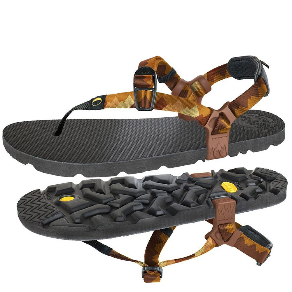 Image for Luna Unisex Mono Winged Edition Sandals - Desert Canyon from elliottsboots
