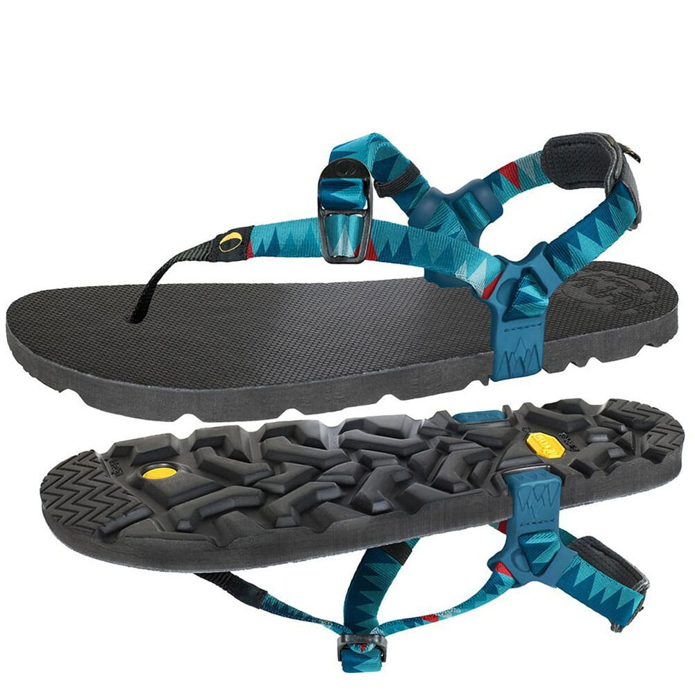 Image for Luna Unisex Mono Winged Edition Sandals - Mountain Crystal from bootbay