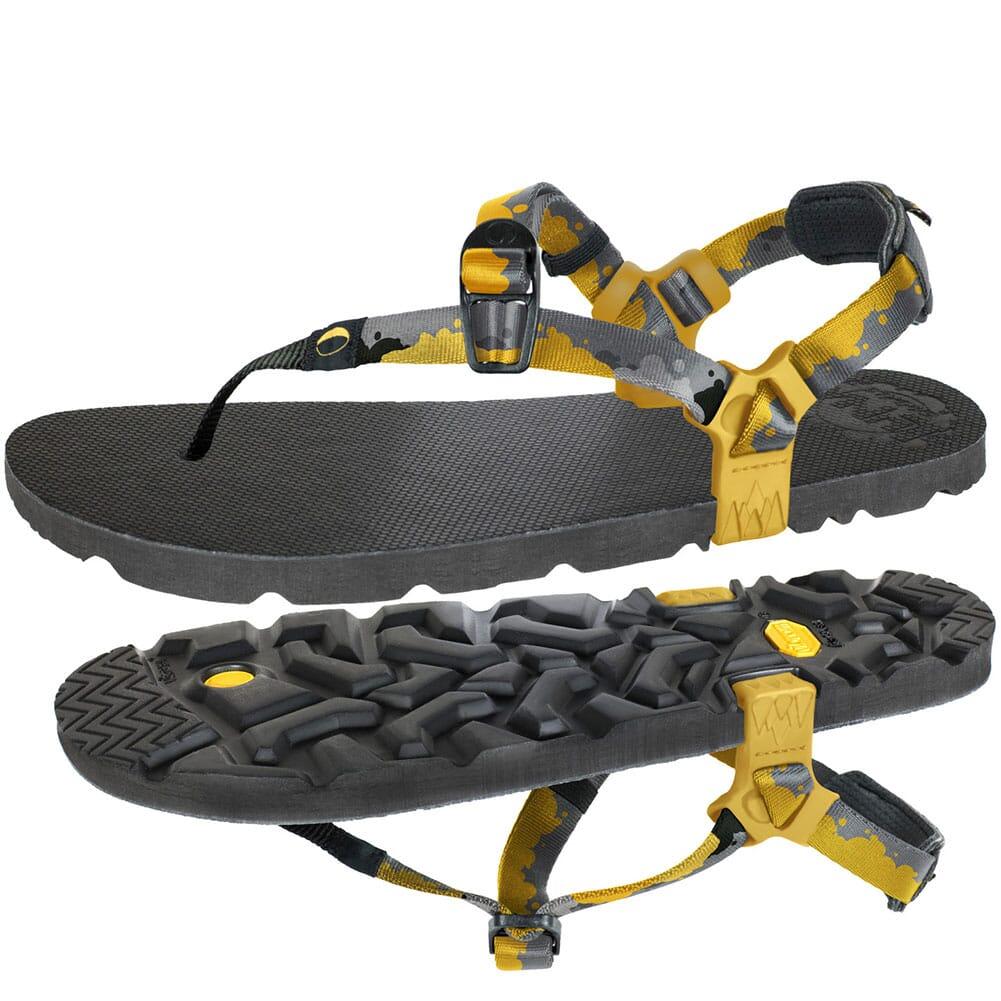 Image for Luna Unisex Mono Winged Edition Sandals - Sliver Monkey from elliottsboots