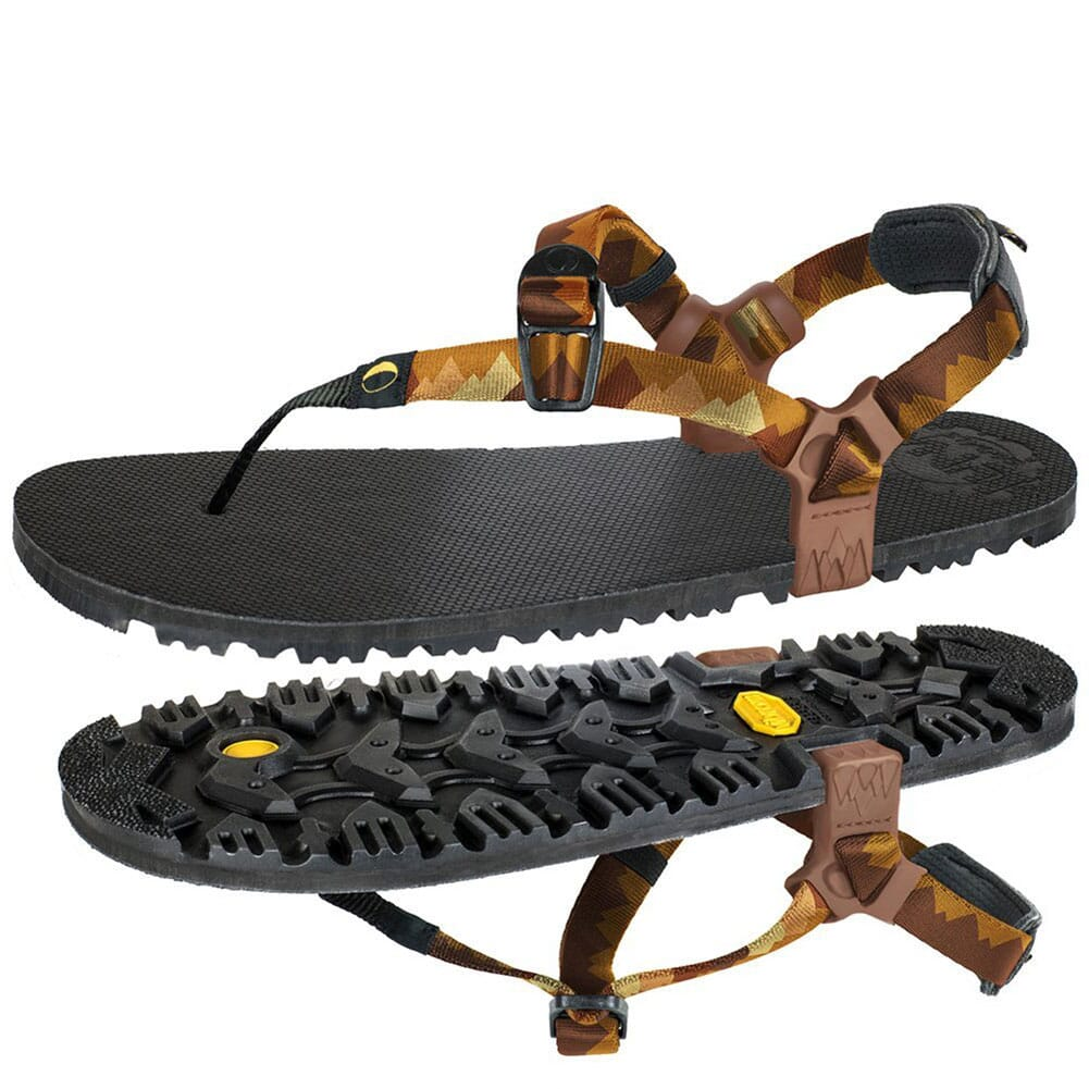 Image for Luna Unisex OSO Flaco Winged Edition Sandals - Desert Canyon from bootbay