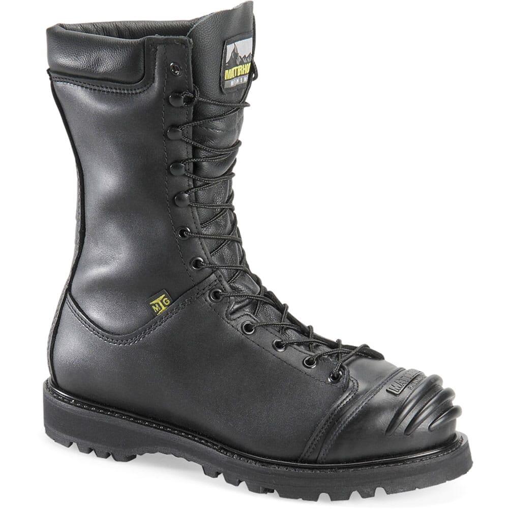 Image for Matterhorn Men's GTX Internal Met Safety Boots - Black from bootbay
