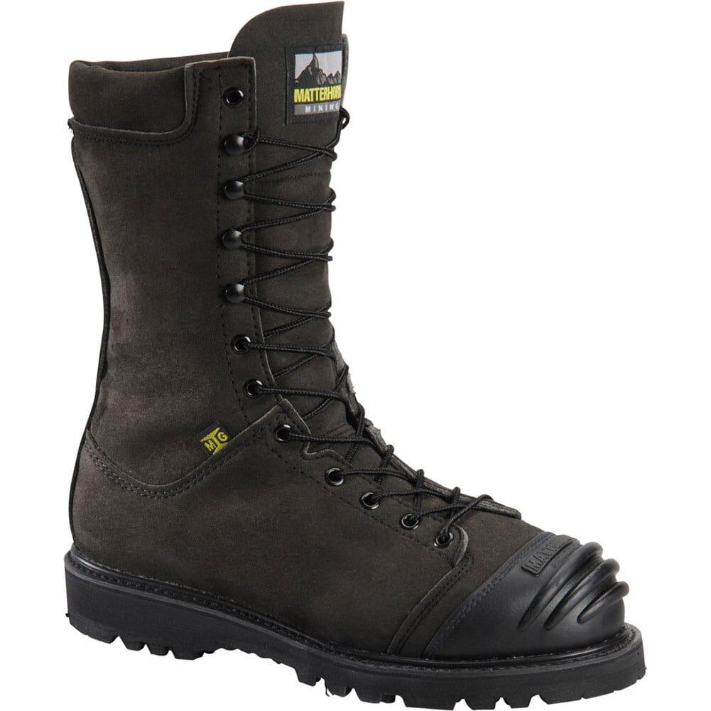Image for Matterhorn Men's TigerTip WP Metguard Safety Boots - Black from bootbay