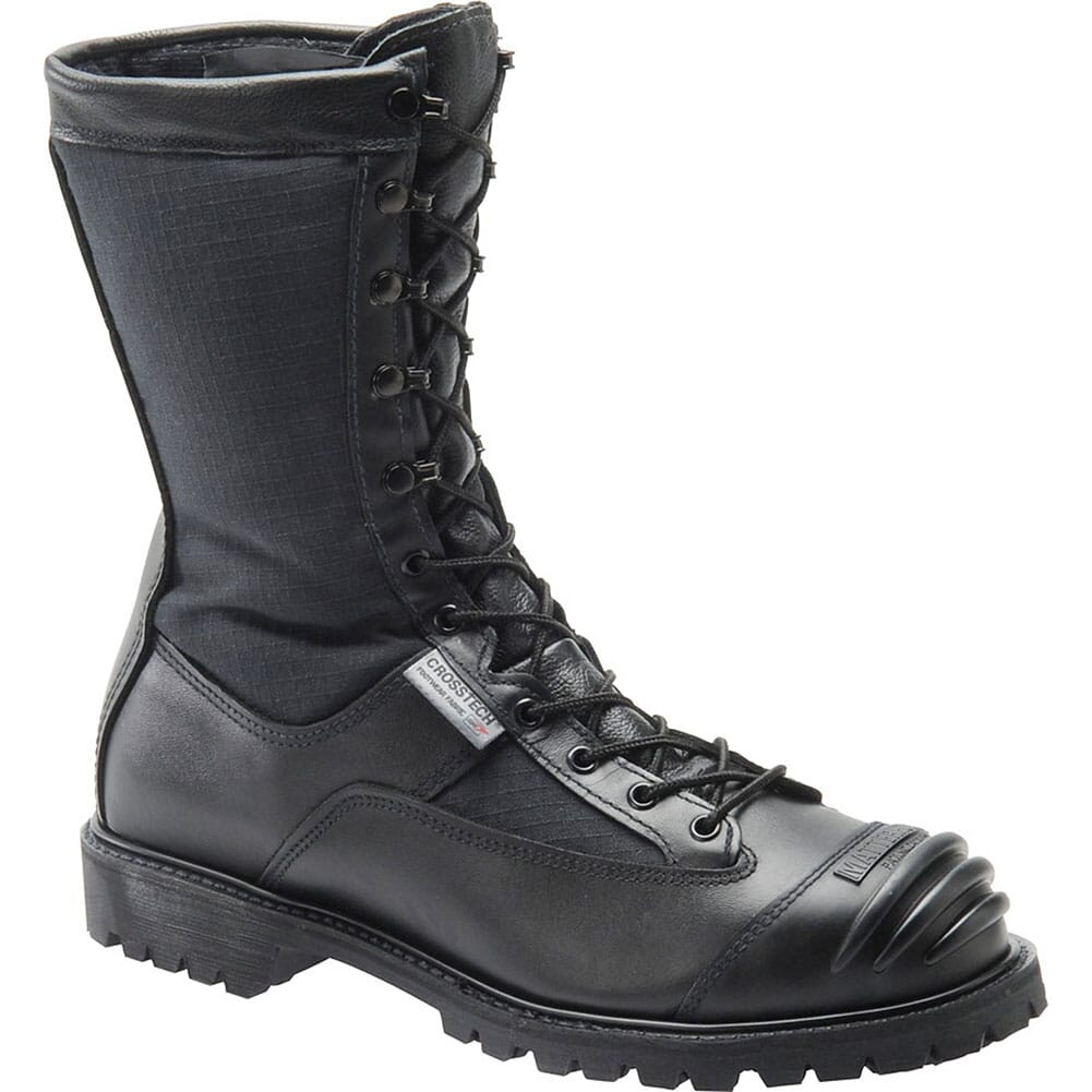 Image for Matterhorn Men's Search and Rescue Safety Boots - Black from bootbay