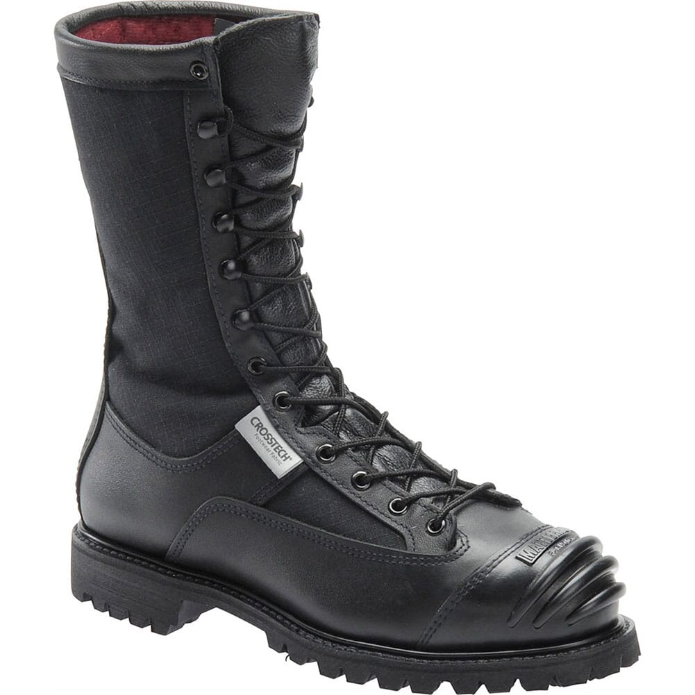 Image for Matterhorn Men's Search and Rescue Met Safety Boots - Black from bootbay