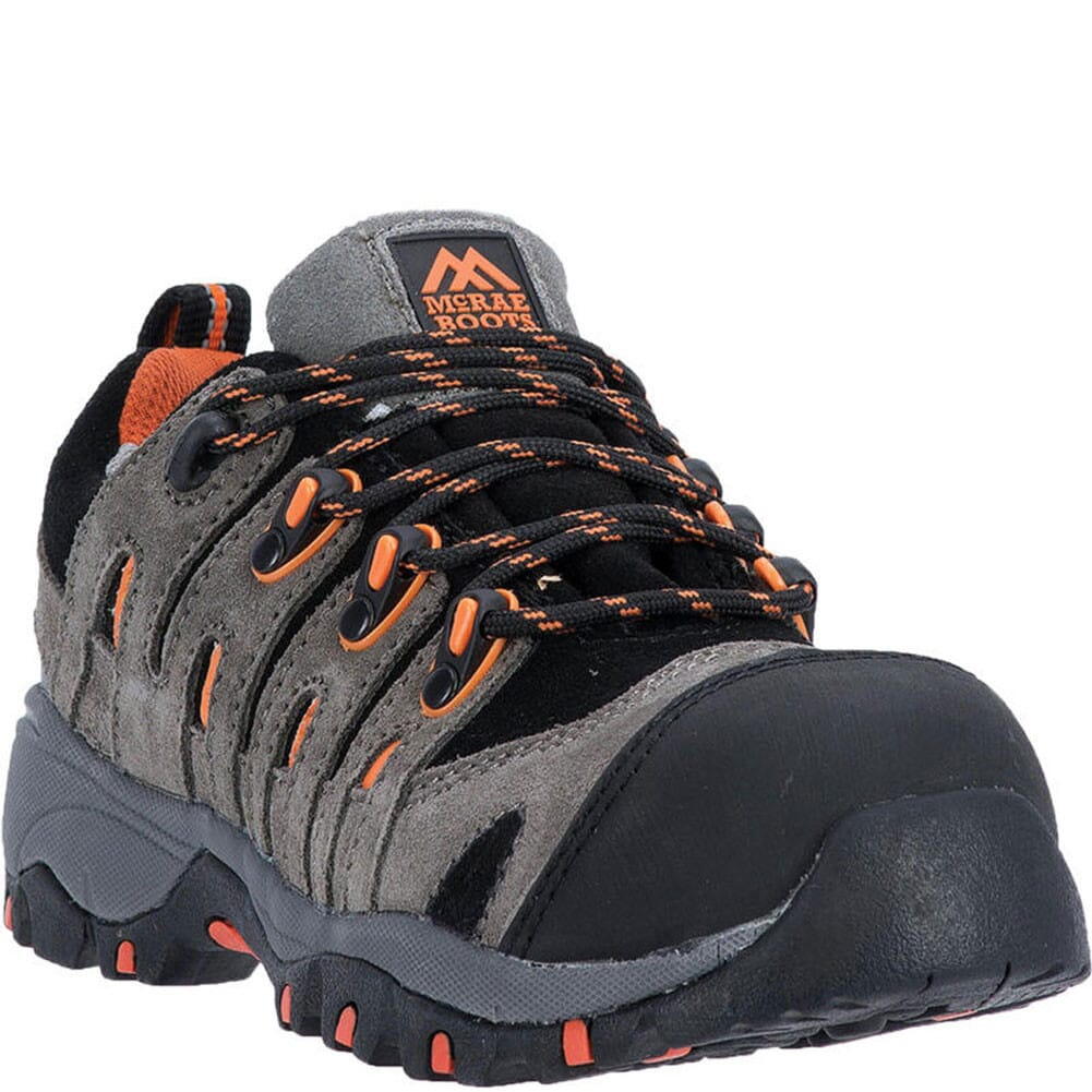 Image for McRae Women's Composite Toe Safety Shoes - Grey from elliottsboots