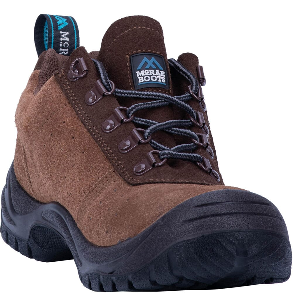 Image for McRae Men's Marshall Safety Shoes - Brown from bootbay