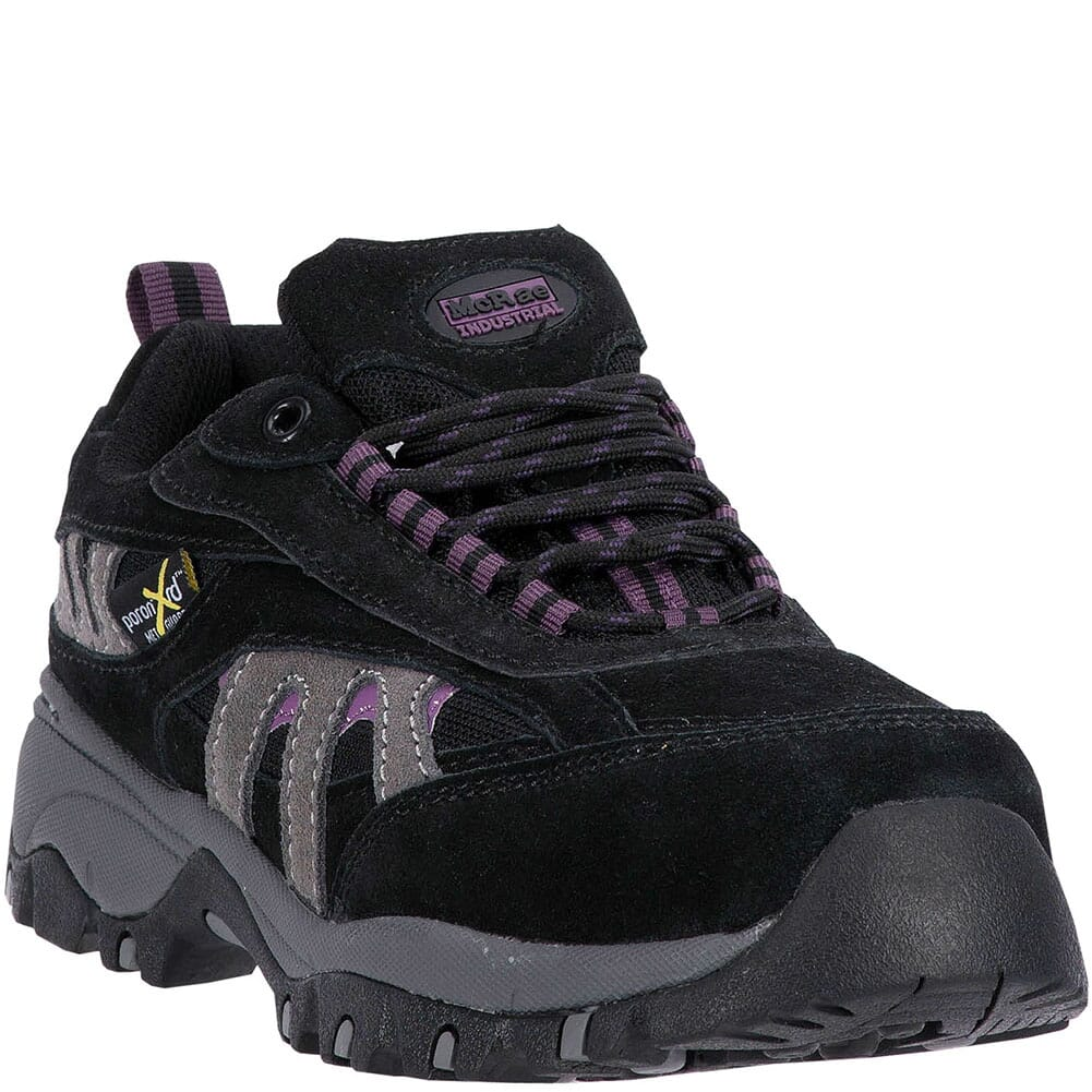 Image for McRae Women's XRD Met Guard Safety Shoes - Black from bootbay