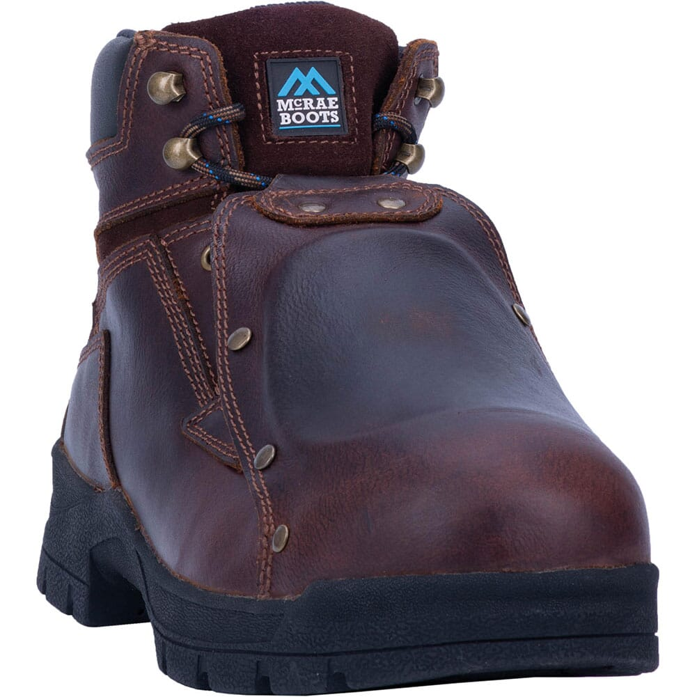 Image for McRae Men's Hercules Met Guard Safety Boots - Brown from bootbay