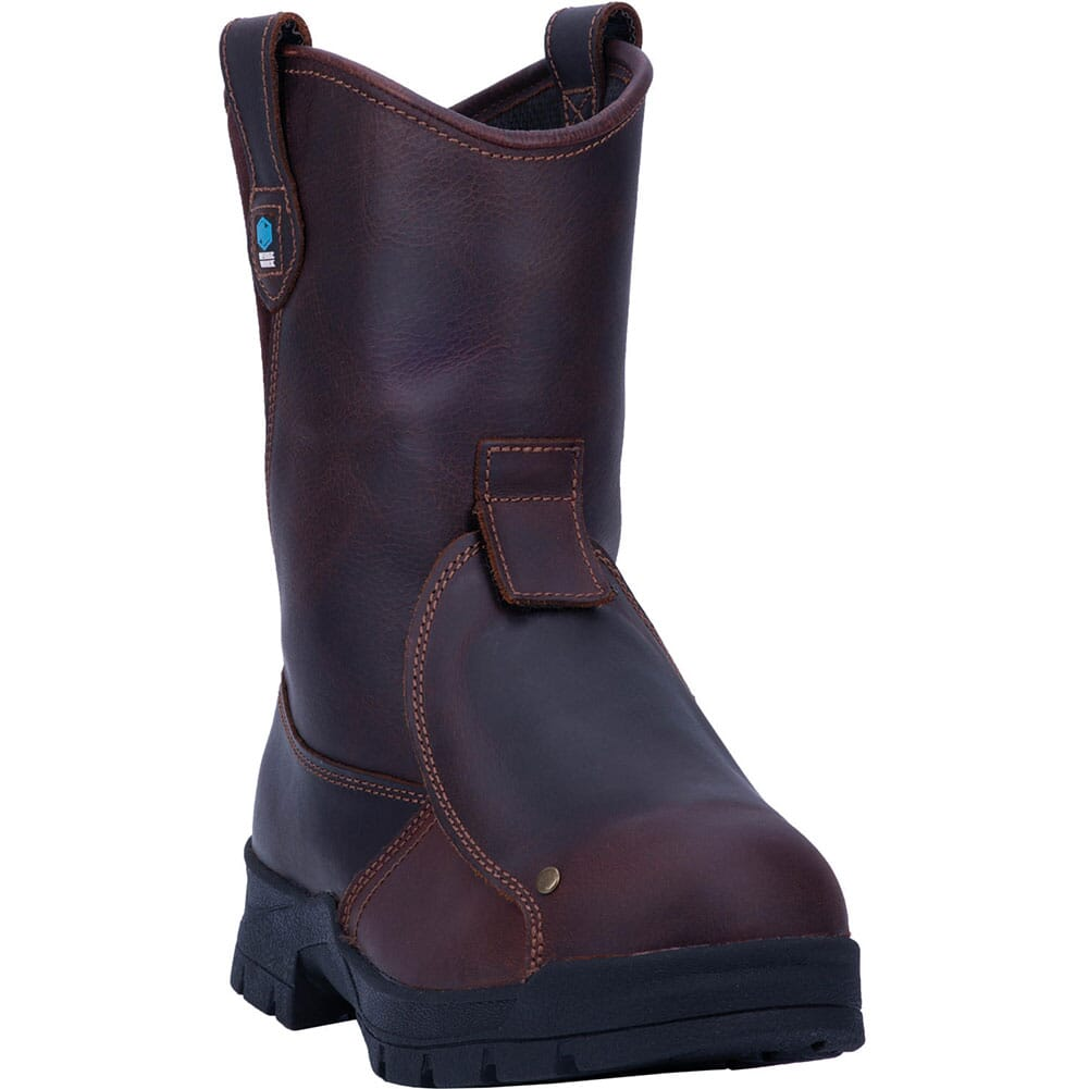 Image for McRae Men's Hero External MET Safety Boots - Brown from bootbay