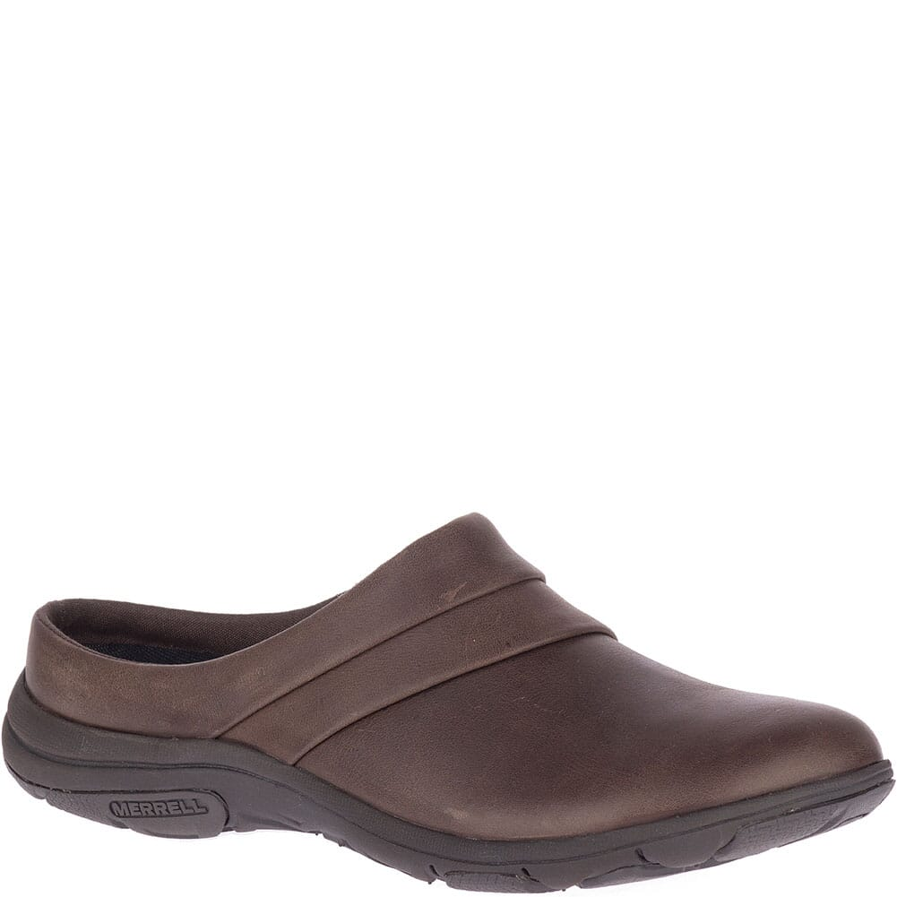 Image for Merrell Women's Dassie Stitch Casual Slides - Espresso from bootbay