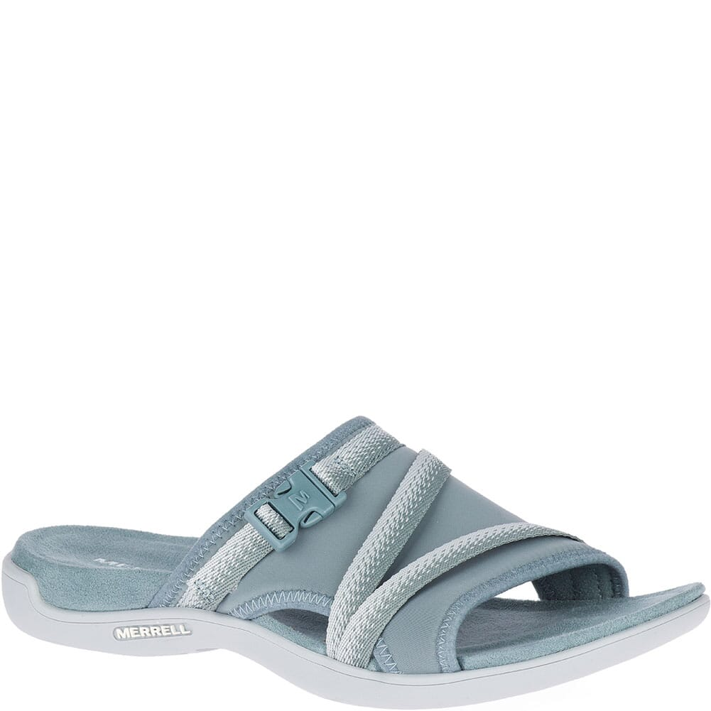 Image for Merrell Women's District Muri Slides - Trooper from bootbay