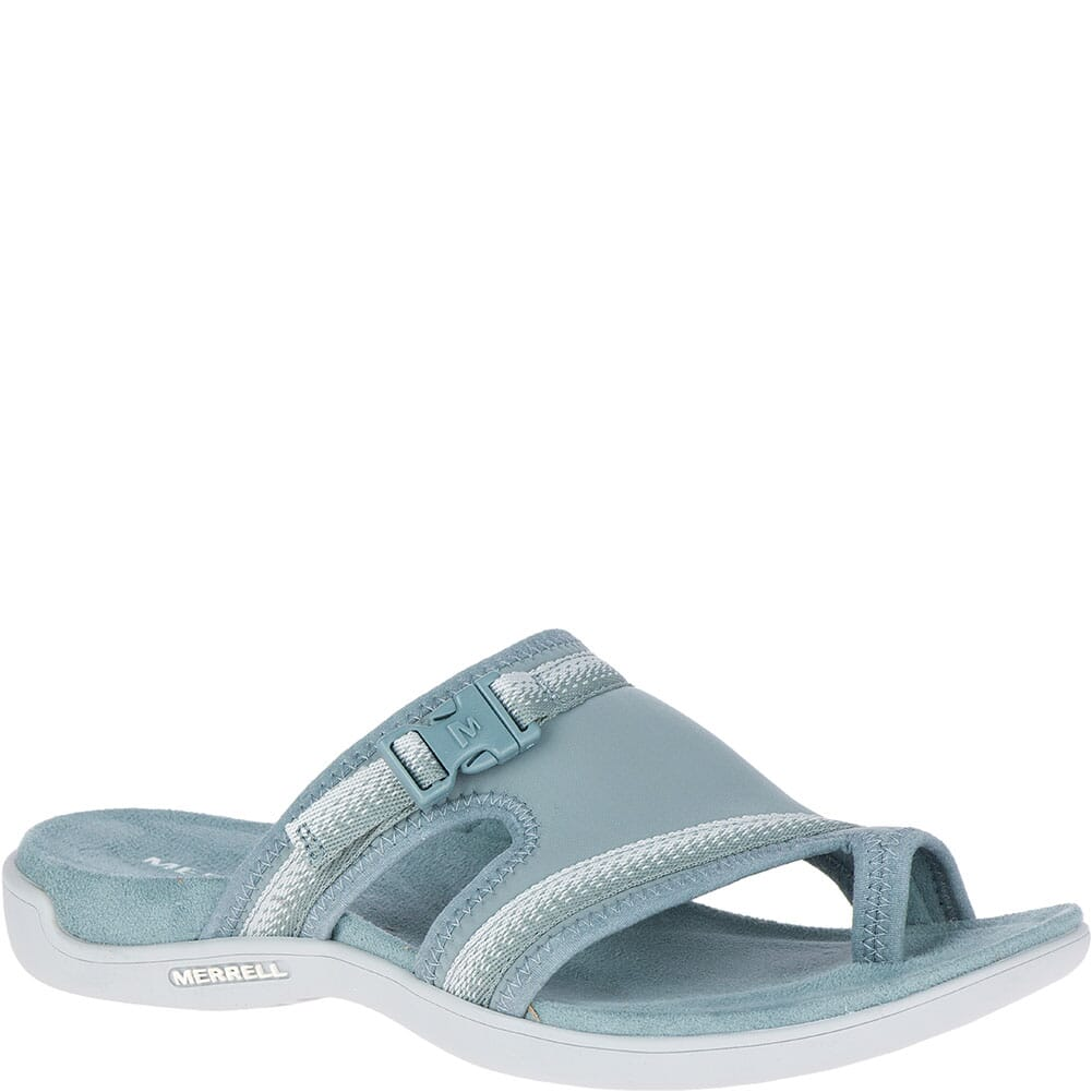 Image for Merrell Women's District Muri Wrap Slides - Trooper from elliottsboots