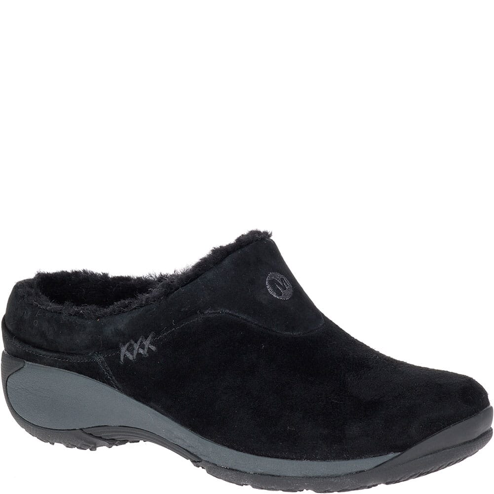 Image for Merrell Women's Encore Q2 Ice Casual Shoes - Black from bootbay