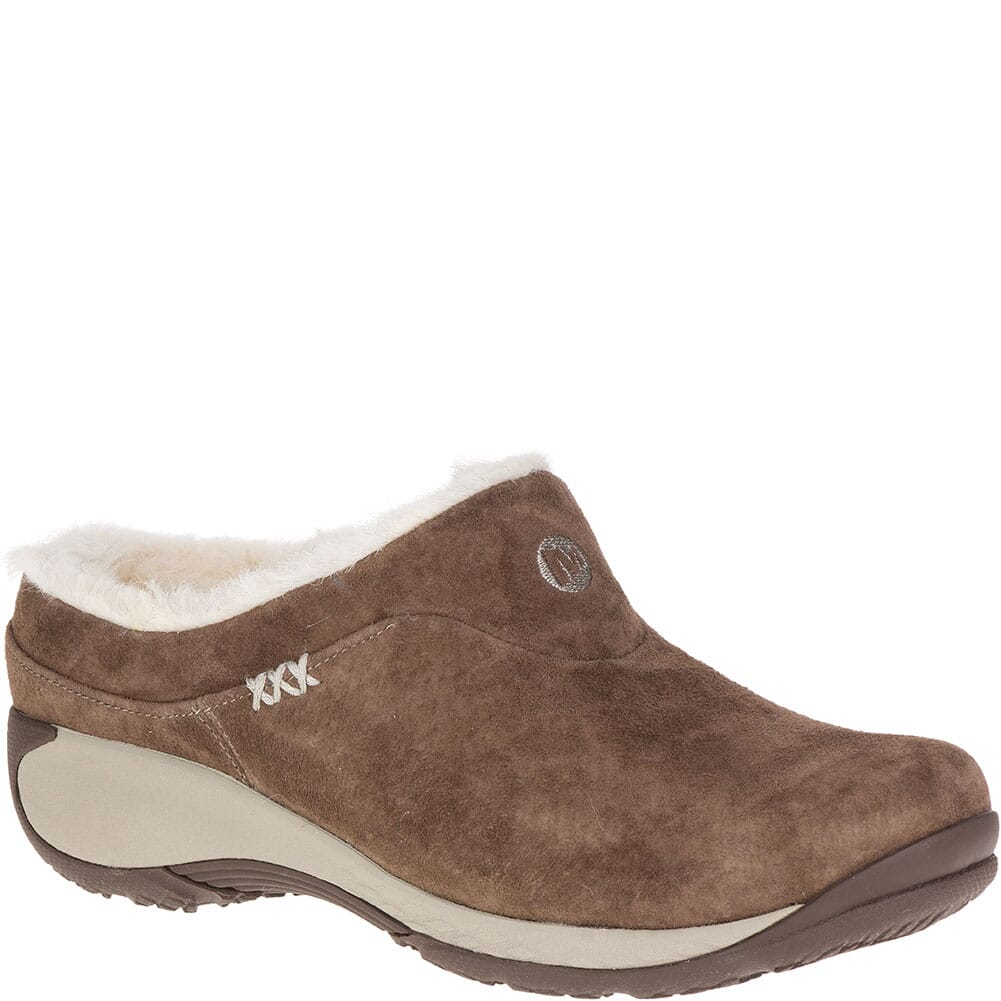 Image for Merrell Women's Encore Q2 Ice Casual Shoes - Merrell Stone from bootbay