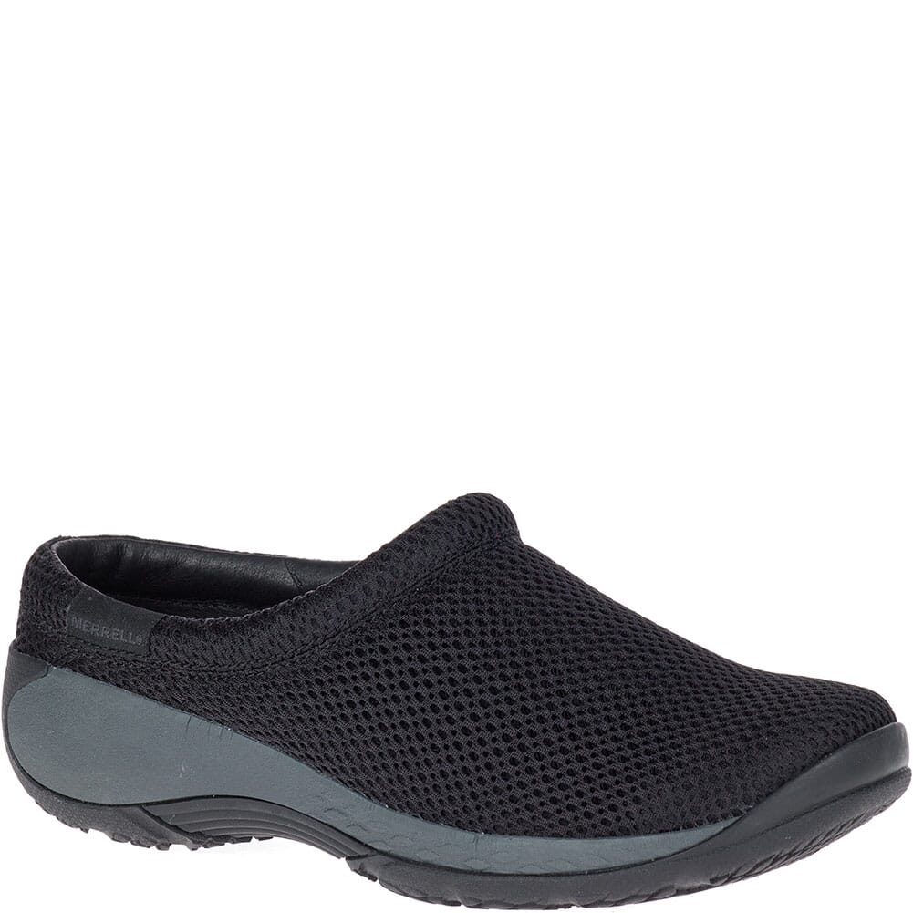 Image for Merrell Women's Encore Q2 Breeze Casual Slides - Black from bootbay