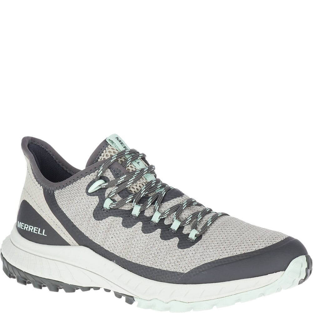 Image for Merrell Women's Bravada Mesh Casual Shoes - Aluminum from bootbay