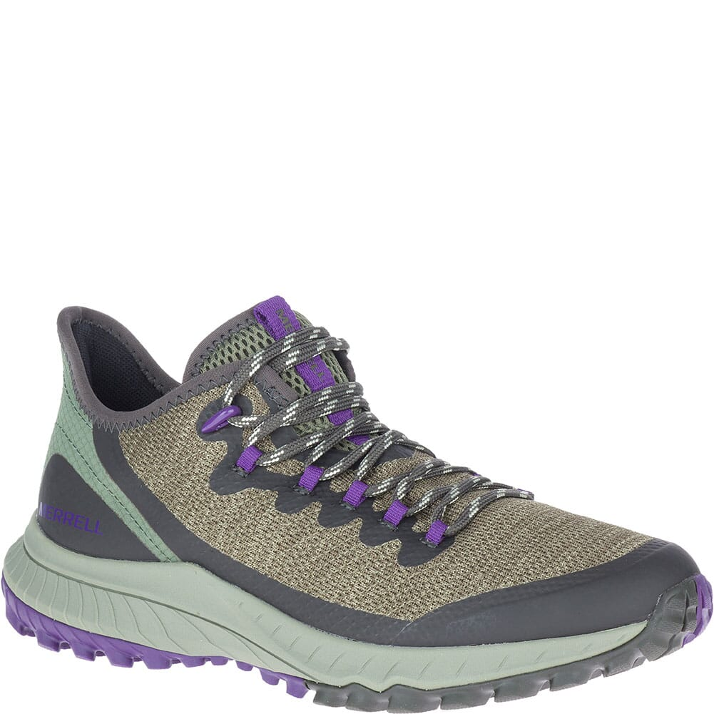 Image for Merrell Women's Bravada Mesh Casual Shoes - Sage from bootbay