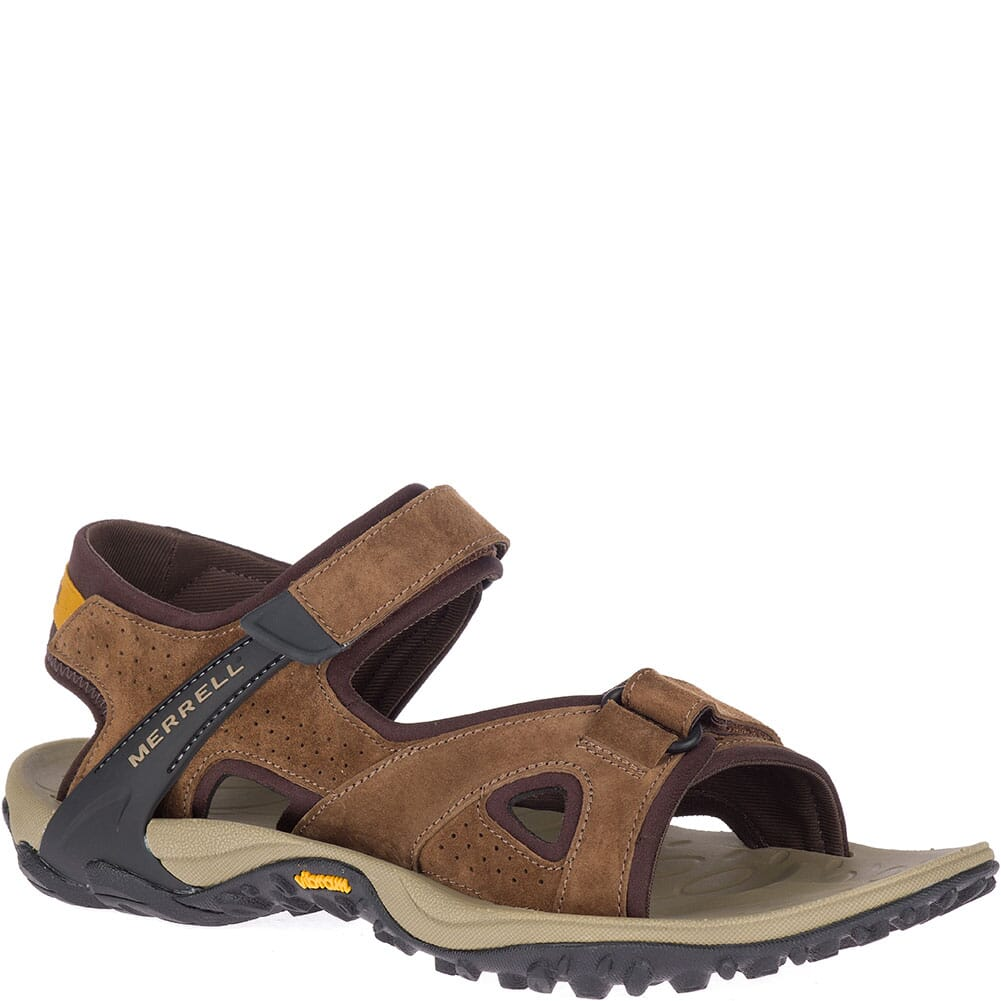 Image for Merrell Men's Kahuna 4 Strap Sandals - Brown from bootbay