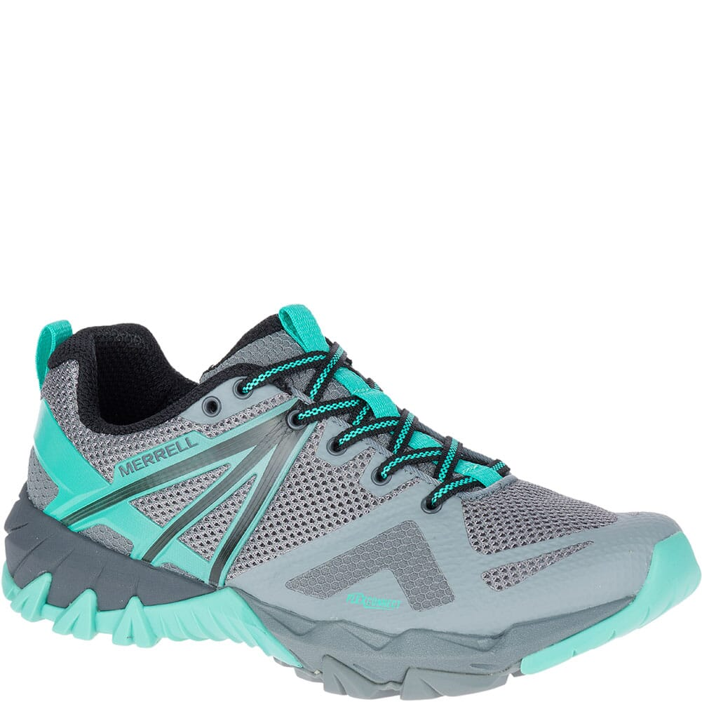 Image for Merrell Women's MQM Flex Athletic Shoes - Monument from elliottsboots