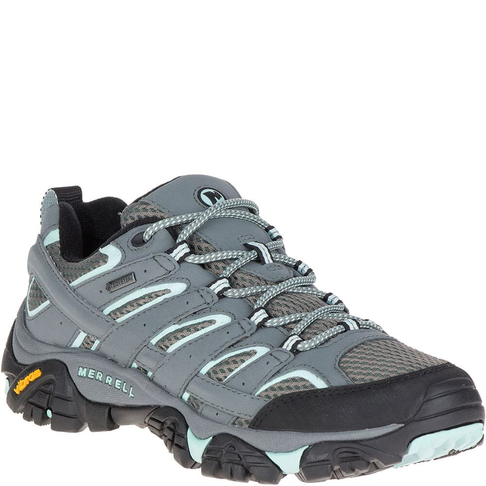 Image for Merrell Women's Moab 2 GTX Hiking Shoes - Sedona Sage from elliottsboots