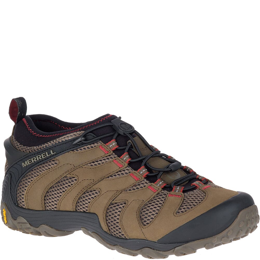 Image for Merrell Men's Chameleon 7 Stretch Hiking Shoes - Boulder from bootbay