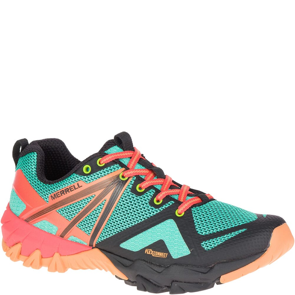Image for Merrell Women's MQM Flex Athletic Shoes - Fruit Punch from elliottsboots