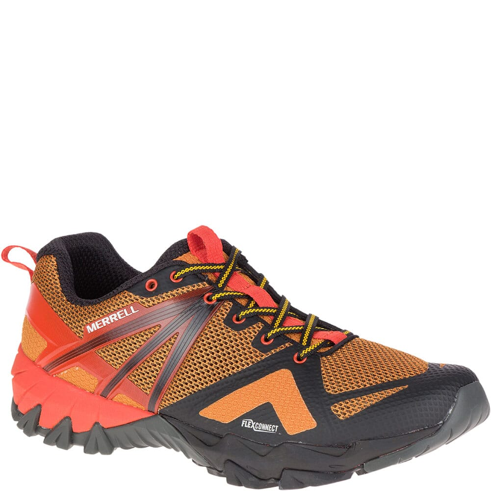 Image for Merrell Men's MQM Flex Athletic Shoes - Old Gold from bootbay