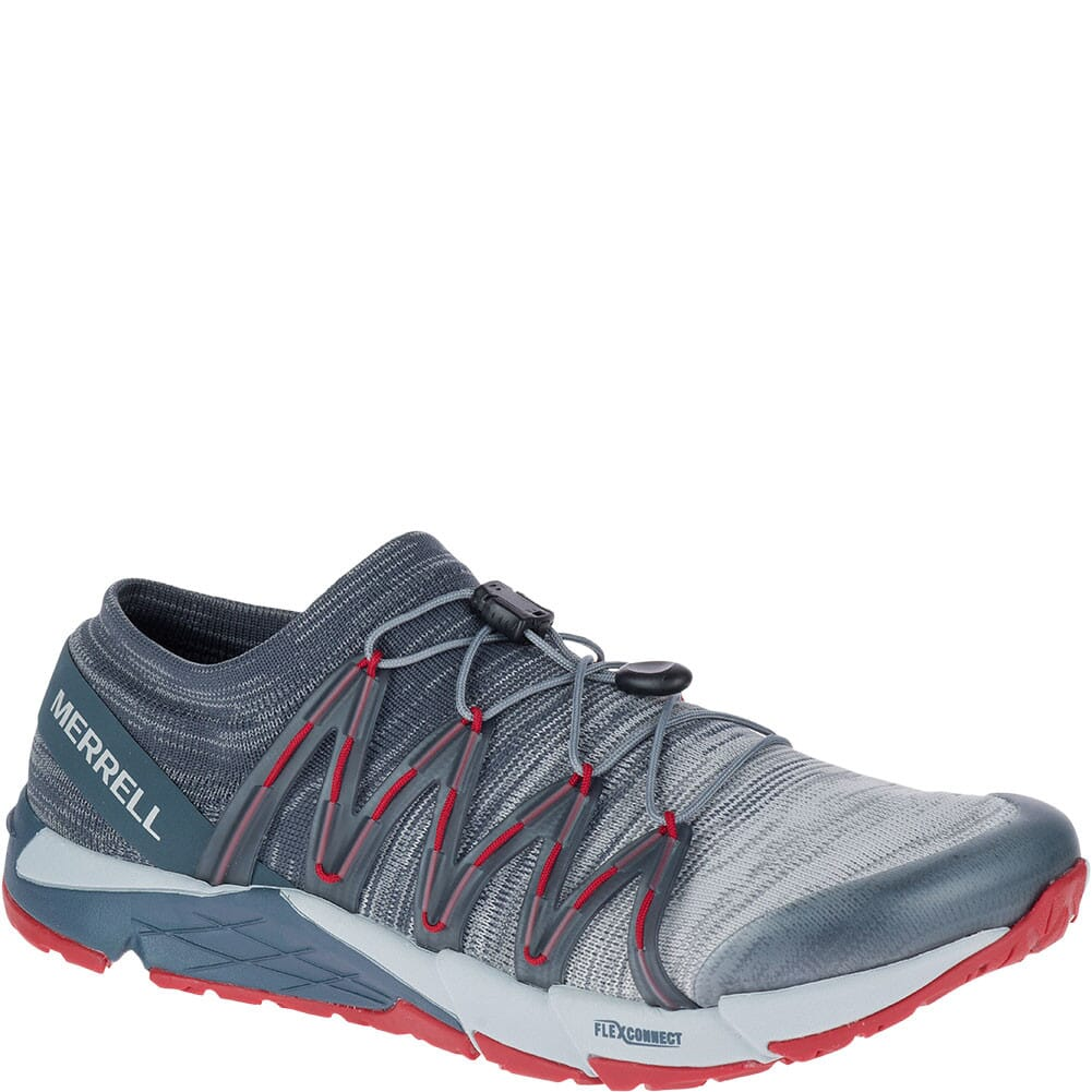 Image for Merrell Men's Bare Access Flex Knit Athletic Shoes - Vapor from bootbay