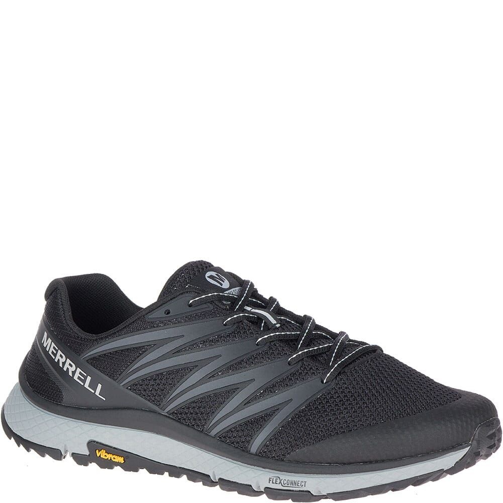 Image for Merrell Men's Bare Access XTR Hiking Shoes - Black from bootbay