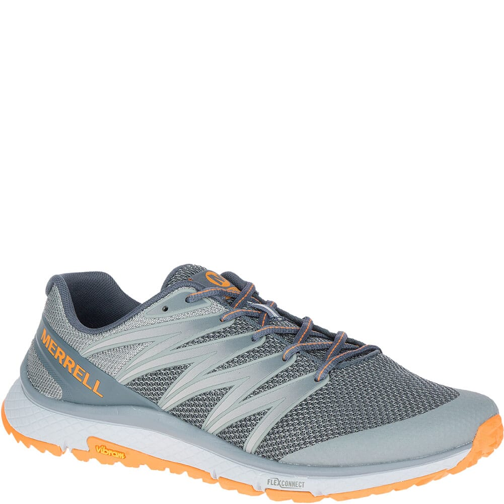 Image for Merrell Men's Bare Access XTR Hiking Shoes - Monument/Flame from bootbay