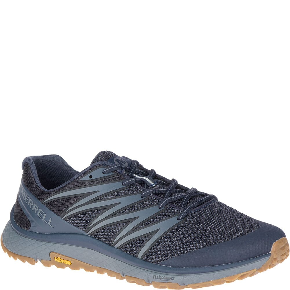 Image for Merrell Men's Bare Access XTR Hiking Shoes - Navy from bootbay