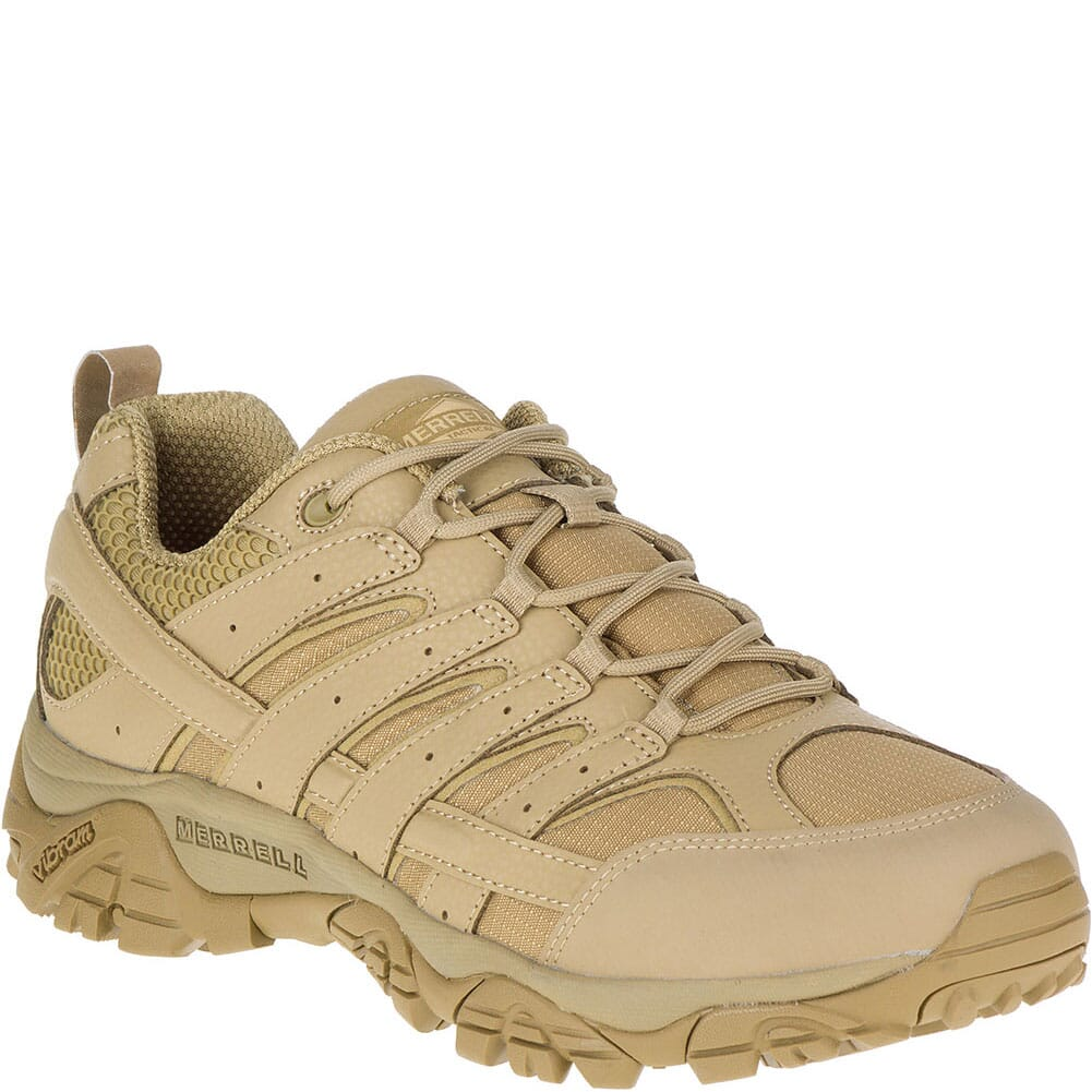 Image for Merrell Men's Moab 2 Wide Tactical Shoes - Coyote from bootbay