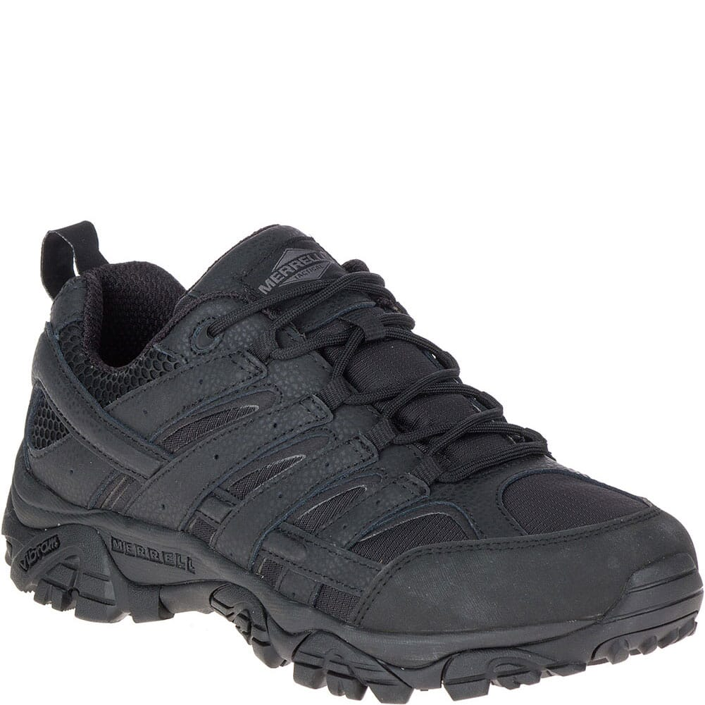 Image for Merrell Men's Moab 2 Wide Tactical Shoes - Black from bootbay