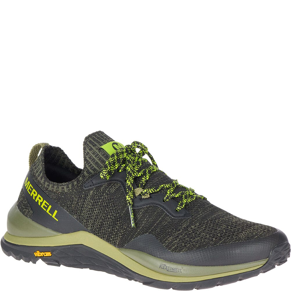 Image for Merrell Women's Mag -9 Running Shoes - Olive from bootbay