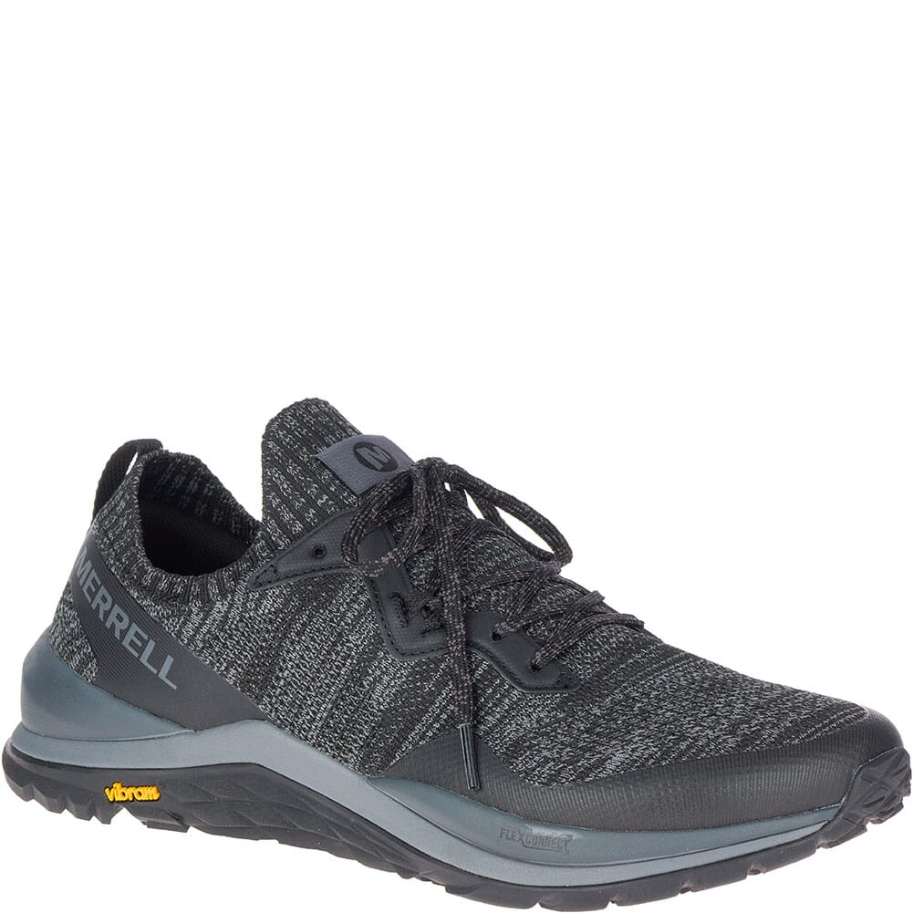 Image for Merrell Men's Mag -9 Running Shoes - Black from bootbay