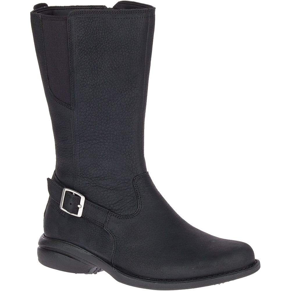 Image for Women's Andover Peak WP Casual Boots - Black from bootbay