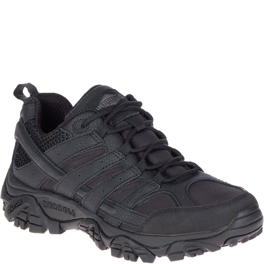 Image for Merrell Women's Moab 2 Tactical Shoes - Black from bootbay