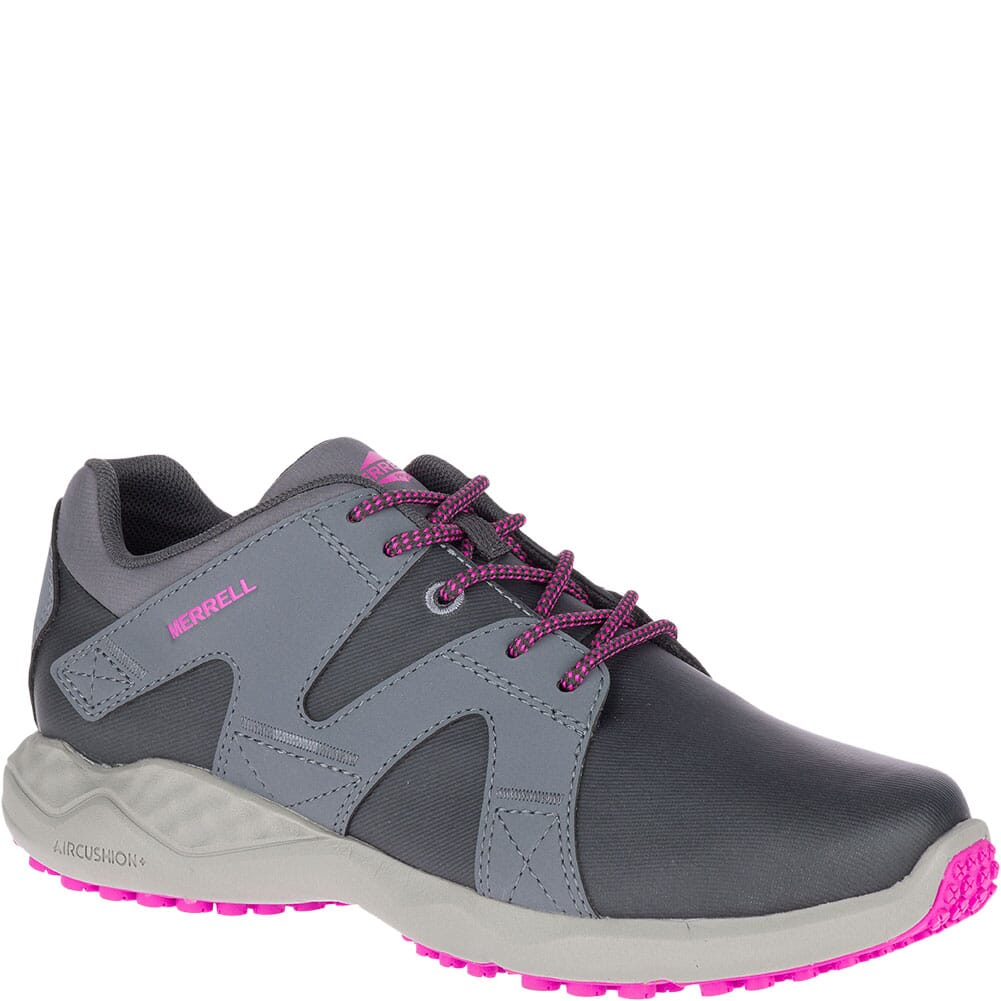 Image for Merrell Women's ISIX8 PRO Work Shoes - Grey from bootbay