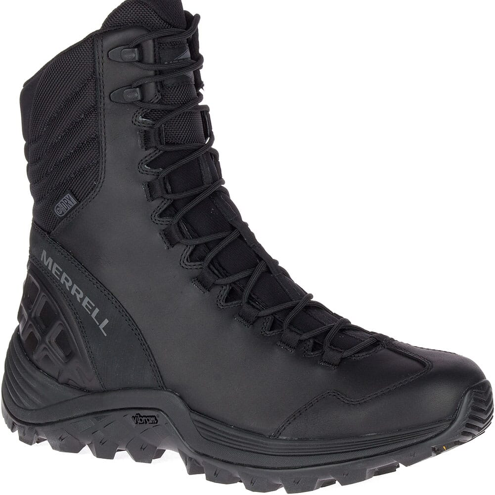 Image for Merrell Men's Thermo Rogue Tactical WP Ice+ Boots - Black from bootbay