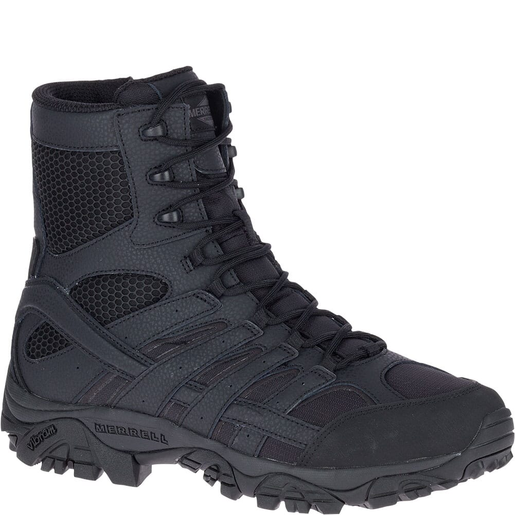 Image for Merrell Men's Moab 2 Tactical Boots - Black from bootbay