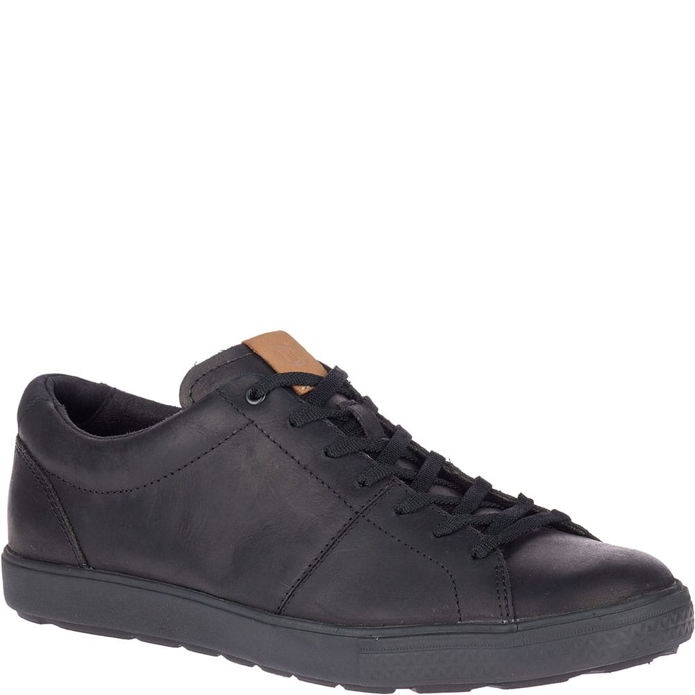 Image for Merrell Men's Barkley Capture Casual Shoes - Triple Black from bootbay