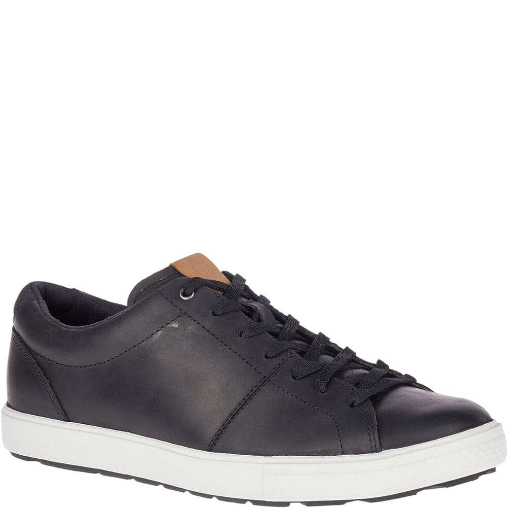Image for Merrell Men's Barkley Capture Casual Shoes - Black from bootbay