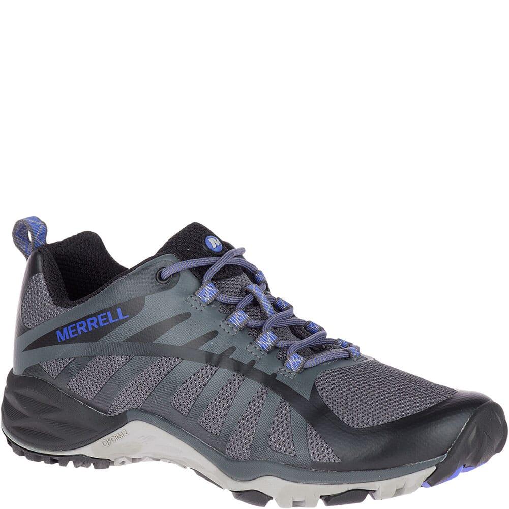 Image for Merrell Women's Siren Edge Q2 Hiking Shoes - Black from bootbay