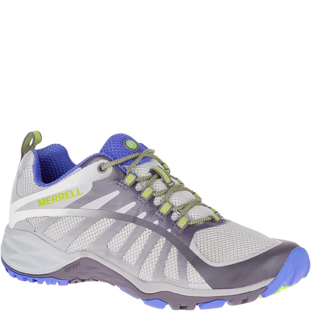 Image for Merrell Women's Siren Edge Q2 Hiking Shoes - Vapor from bootbay