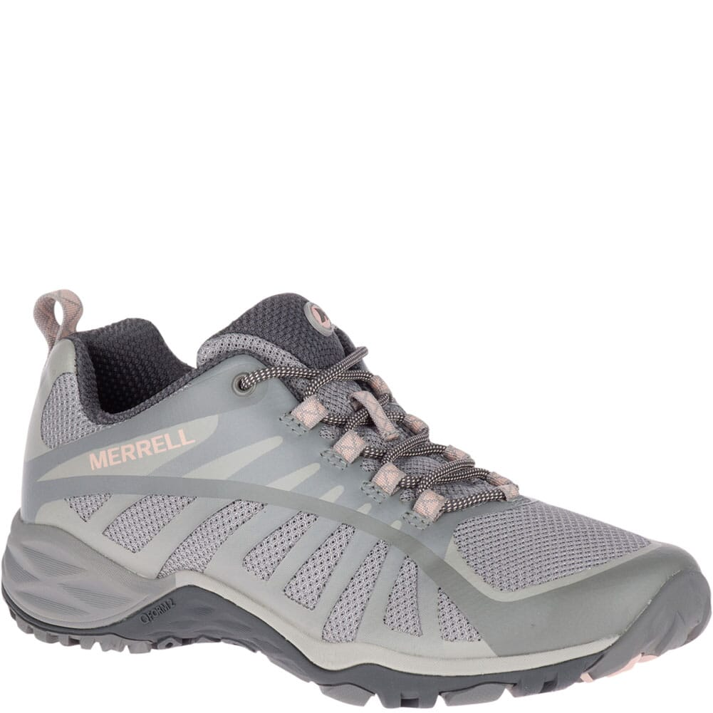 Image for Merrell Women's Siren Edge Q2 Hiking Shoes - Frost from bootbay