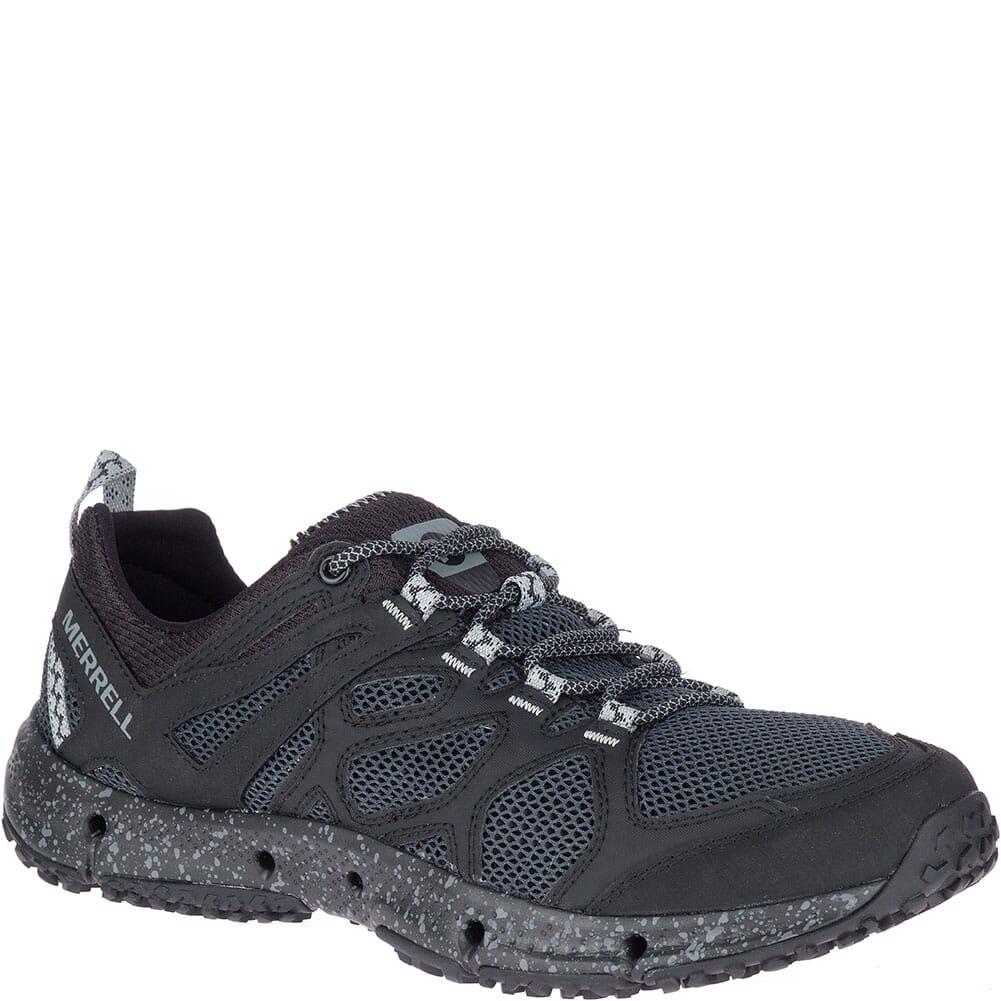 Image for Merrell Men's Hydrotrekker Athletic Shoes - Black from bootbay